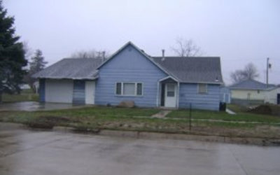 606 E. Main St., Hartington, NE  68739;  1,474 sq. ft;  3 bdrm; 1 1/2 bath; $49,000.00