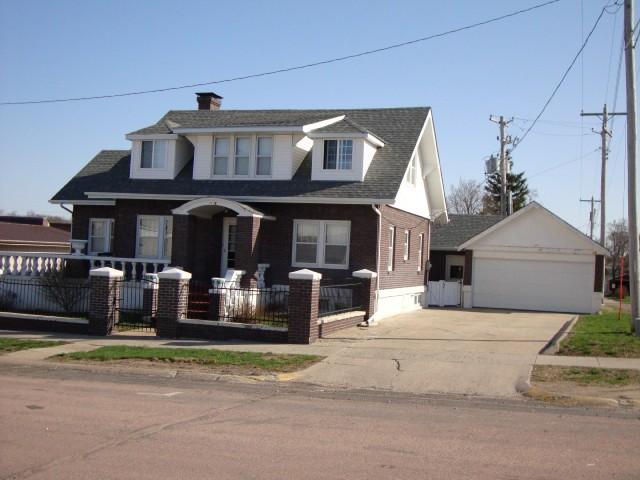 101 W. Centre St., Hartington, NE  68739   $139,900.00; 1,917 sq. ft.; 5 bdrm; 3 bath