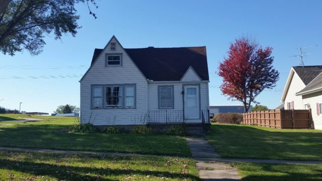 306 S. Cedar Ave., Hartington, NE  68739; 936 sq. ft; 2 bdrm; 1 bath; SOLD