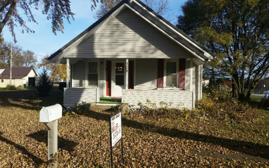 109 W. 8th St., Wynot, NE  68792  $68,500.00; 1,372 sq ft; 2-3 bdrm; 1+ bath