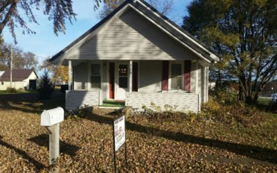 109 W. 8th St., Wynot, NE  68792  1,372 sq. ft.; 2-3 bdrm; 1+ bath; SOLD