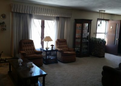 205 S. Cornel Ave. - living room