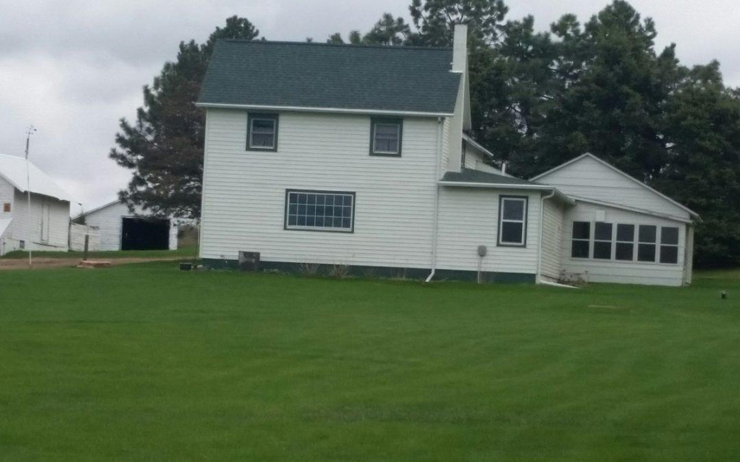 56626 883 Rd., Hartington, NE  68739  2,141 sq. ft; 3 bdrm; 2 bath; 5.21 +/- acres $199,900.00  NEW PRICE