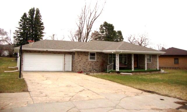 605 Oak St., Laurel, NE  68745   1,488 sq. ft.; 3 bdrm; 2 bath;   $169,000.00