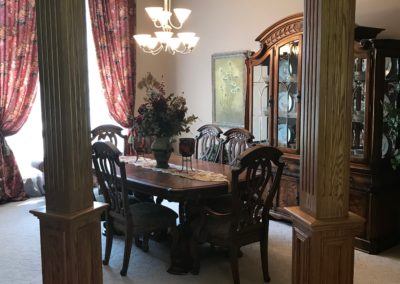111 E. Ken Miller Circle - formal dining room