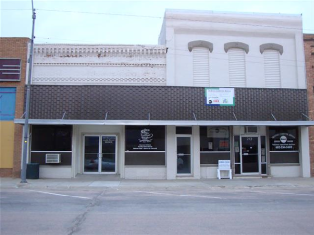 212 N. Broadway Ave., Hartington, NE  68739  $74,500.00