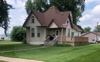 208 W. 2nd St., Laurel, NE  68745   1,939 sq. ft.; 4 bdrm; 2 bath;  $89,000.00