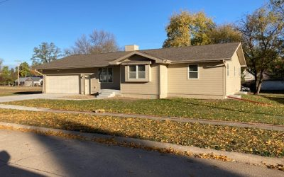 502 E. State St., Hartington, NE  68739   1,700 sq. ft.; 3-4 bdrm; 2 bath; $199,500.00  NEW PRICE