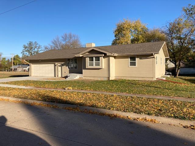 502 E. State St., Hartington, NE  68739   1,700 sq. ft.; 3-4 bdrm; 2 bath; $199,500.00  NEW PRICE