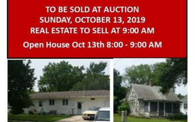 315 and 313 Cedar St., Belden, NE  68717   SOLD