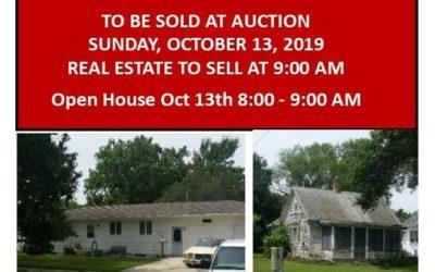315 and 313 Cedar St., Belden, NE  68717   Sales Pending