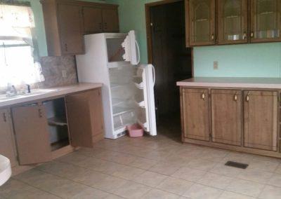 401 Oak St., Laurel - kitchen