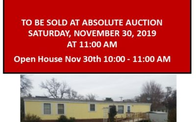 401 Oak St., Laurel, NE 68745 1,120 sq. ft.; 2 bdrm; 2 bath; To Be Sold at Absolute Auction – SOLD