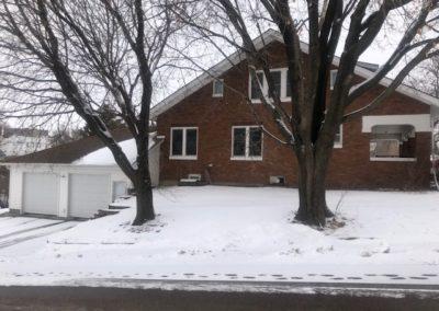 123 W 4th, Allen - house with garage