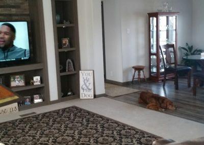 57347 892 Rd - living + dining room