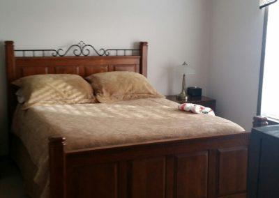 57347 892 Rd - master bedroom