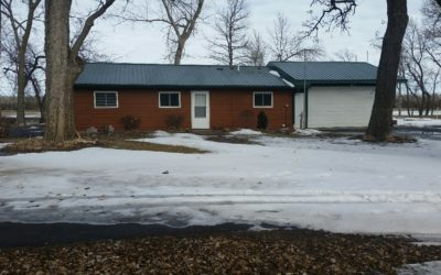 57311 892 Rd., Wynot, NE  68792   960+ sq. ft; 2 bdrm; 1 bath; $179,000.00