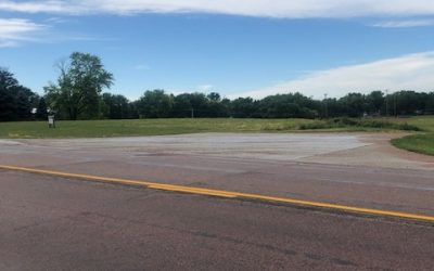 Building Site in Laurel, NE;  3.46 +/- acres;  SOLD