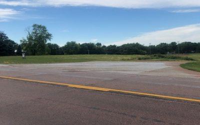 Building Site in Laurel, NE;  3.46 +/- acres;  SOLD
