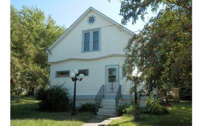312 S. Clark St., Bloomfield, NE  68718   2,423 sq. ft.; 3 bdrm; 3 bath;  $125,000.00