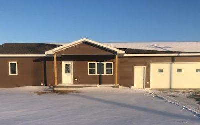 509 Maple St., Laurel, NE 68745 New Construction 1,472 sq. ft.; 4 bdrm; 3 bath; $280,000.00