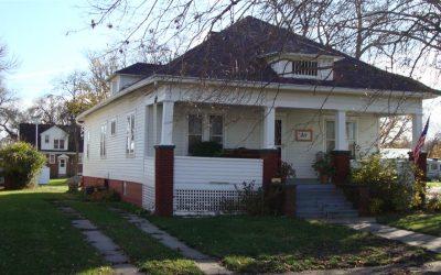 311 Wakefield St., Laurel, NE  68745   1,325 sq. ft.; 2-3 bdrm; 2 bath;  $75,000.00