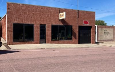 306 N. Broadway, Hartington, NE 68739 Lot Size: 50′ x 142′; 5,500+ sq. ft. building; SALE PENDING