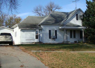 502 Oak St., Laurel - GIS photo