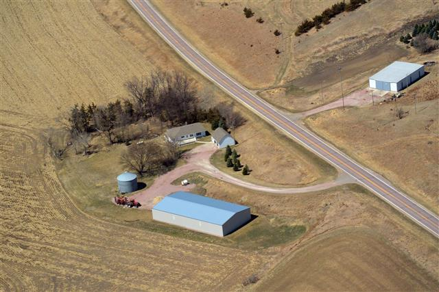 58850 Hwy 12, Ponca, NE  68770  73.59 +/- acres 1,472 sq. ft.; 3 bdrm; 2 bath; $791,000.00