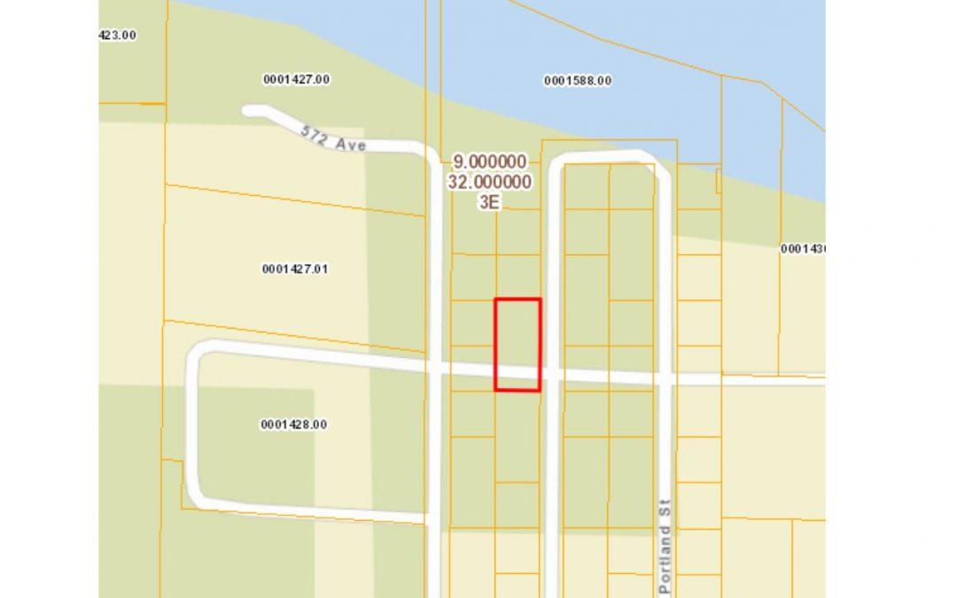89229 Brooky Bottom Road Wynot, NE 68792, Lot 0.42+/- acres SALE PENDING