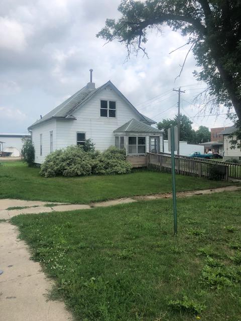 105 Alma St., Laurel, NE  68745   1,518 sq. ft.; 3 bdrm; 1 bath;  SOLD