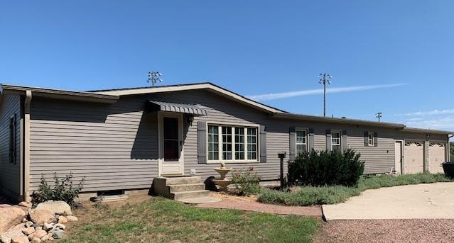 808 Jones Ave, Wynot, NE 68792; 3 bdrm; 2 bath; 2,420 sq. ft.   $364,000.00